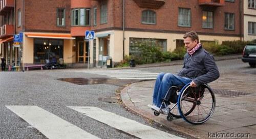 Новая надежда для инвалидов