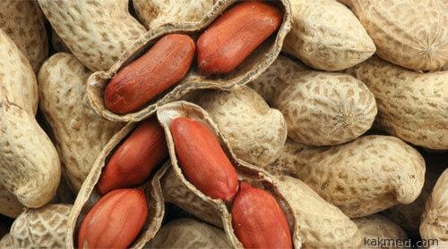 Сделать арахис гипоаллергенным
