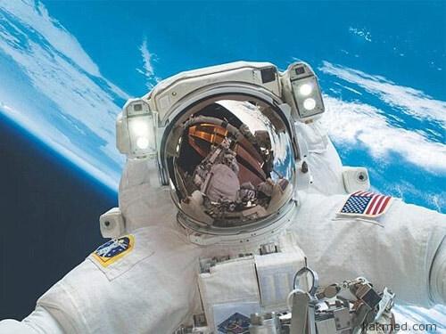Астронавту не спится