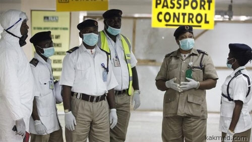 Эбола в Нигерии
