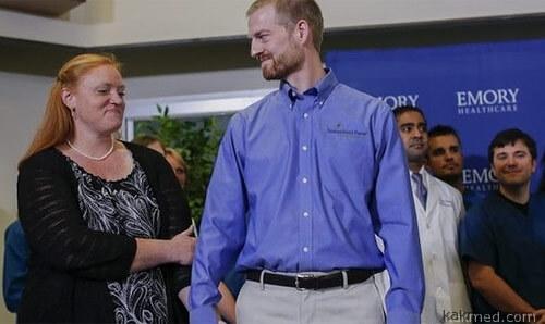 Доктор Кент Брэнтли вылечился от Эбола
