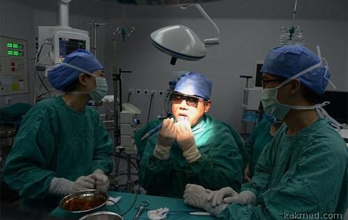Операция против храпа