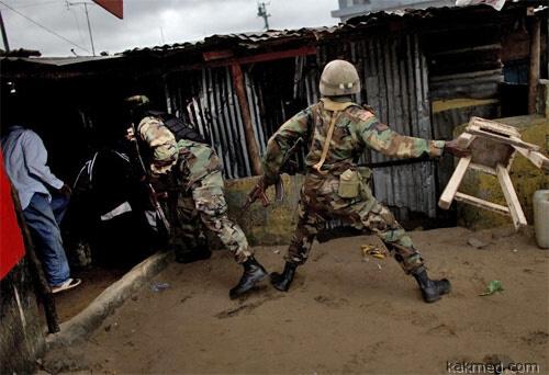 Битва с вирусом Эбола