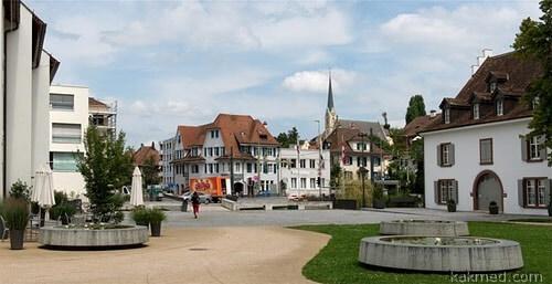 Биннинген - город смерти?