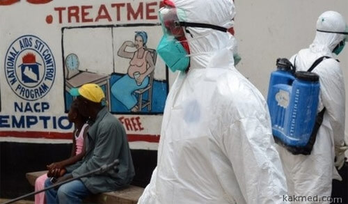 Эбола Африка ООН
