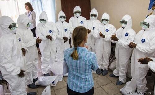 Волонтеры Эбола
