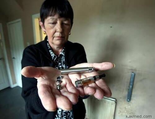 Электронные сигареты взрываются