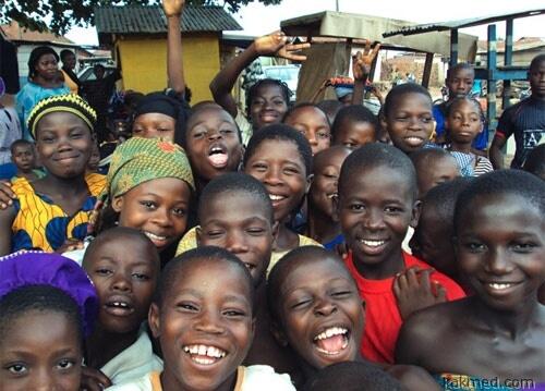 Нигерия без кариеса