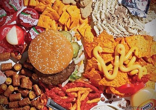 Западная диета