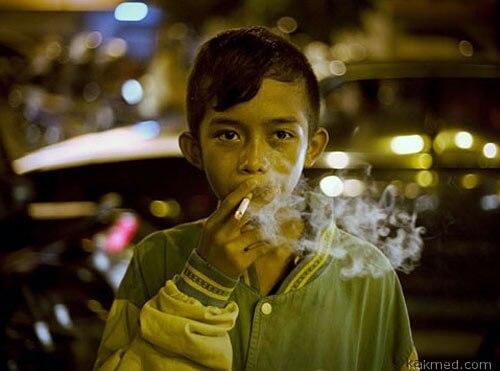 Сигареты достать легче, чем марихуану