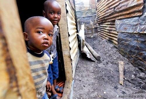 Дети третьего мира