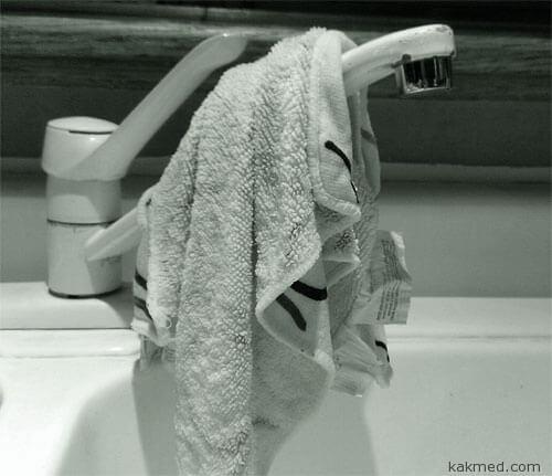 Кухонные полотенца кишат микробами