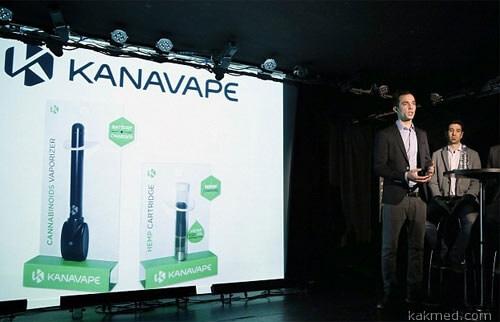 Презентация электрокосяка во Франции