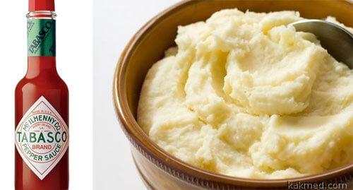 Тест с картошкой-пюре на мужественность