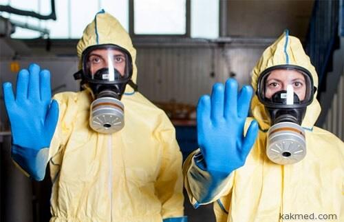 Эксперимент в Пенсильвании с вирусами