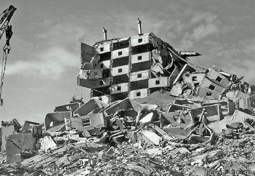 Землетрясение Спитак 1988