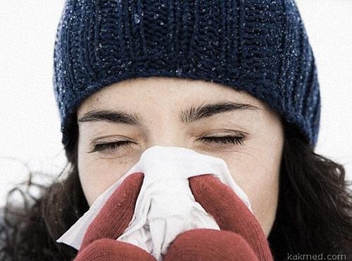Как защититься от вируса насморка