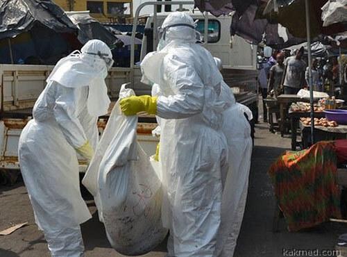 Эбола идет на спад