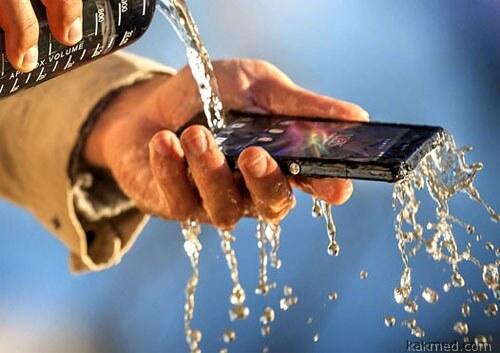 Надо мыть мобилы