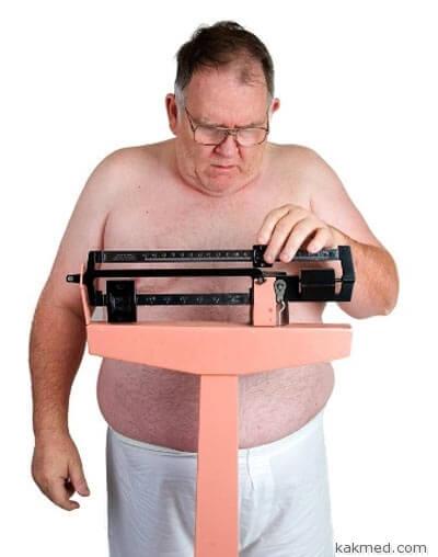 Изучение пожилых толстяков