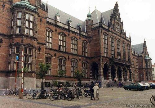 Гронинген Университет