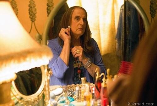 Сериал о транссексуале