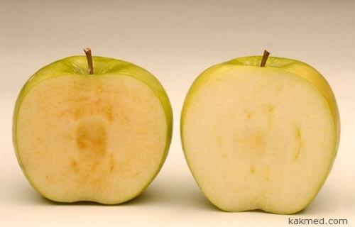 Первые ГМО-яблоки