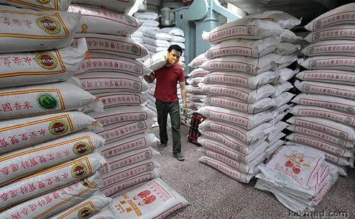 Продуктовая помощь северной Корее