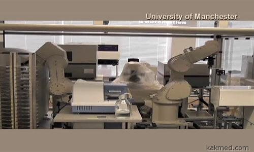 Робот-ученый делает открытие