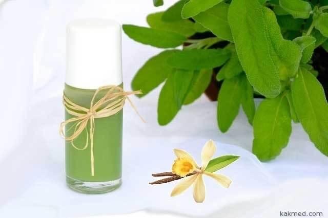 натуральный дезодорант