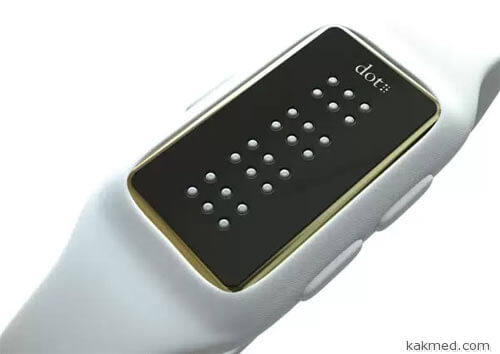 braille-smartwatch-dot