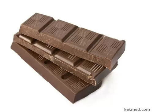 Шоколад и паркинсонизм