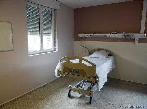 В клинике для самоубийств