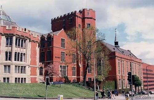 Шеффилд университет