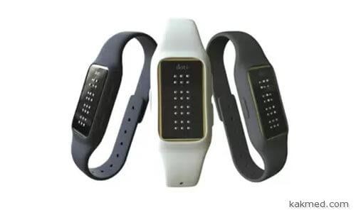 Электронные часы для слепых
