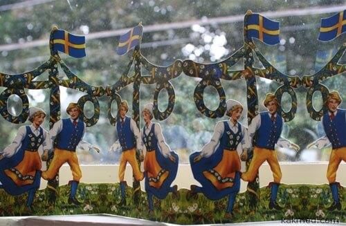 Здоровые и счастливые шведы