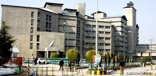sher-i-kashmir институт медицинских наук