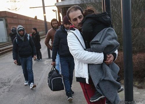 Мигранты привозят заразу в Данию из Ливии