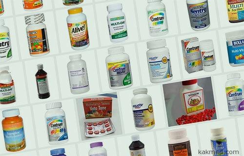 Мультивитамины против выкидышей
