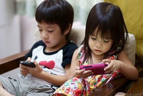 Цифровое детство в Корее