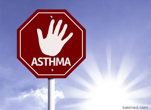 Купировать астму по-новому