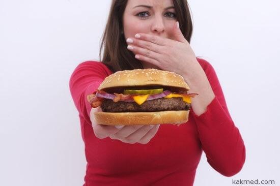 Отвращение к еде