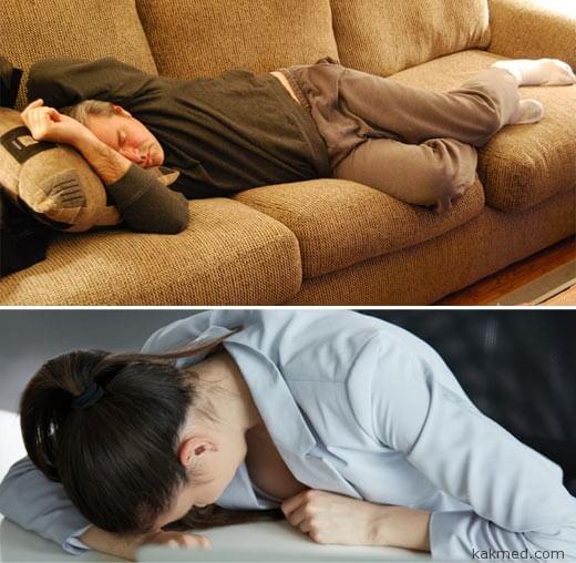 хроническая усталость лечение