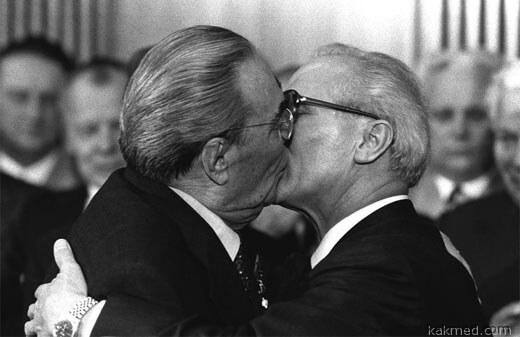 поцелуи замедляют старение