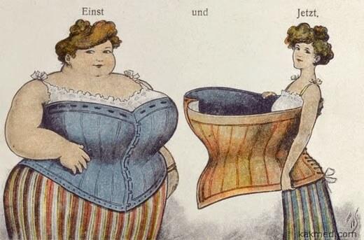 старинные диеты