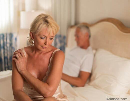 секс после менопаузы больно