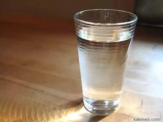 вода как лекарство