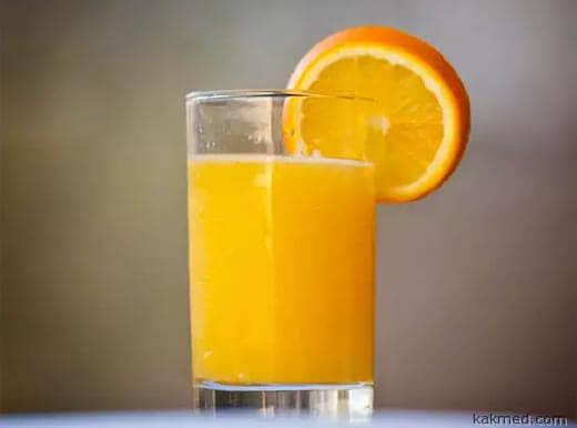 апельсин как лекарство