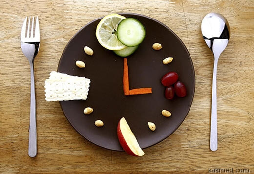 нерегулярное питание