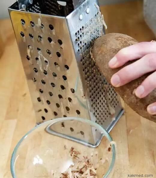 готовим лекарство из картошки